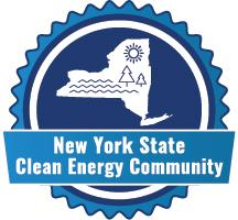 NYS Clean Energy Community logo